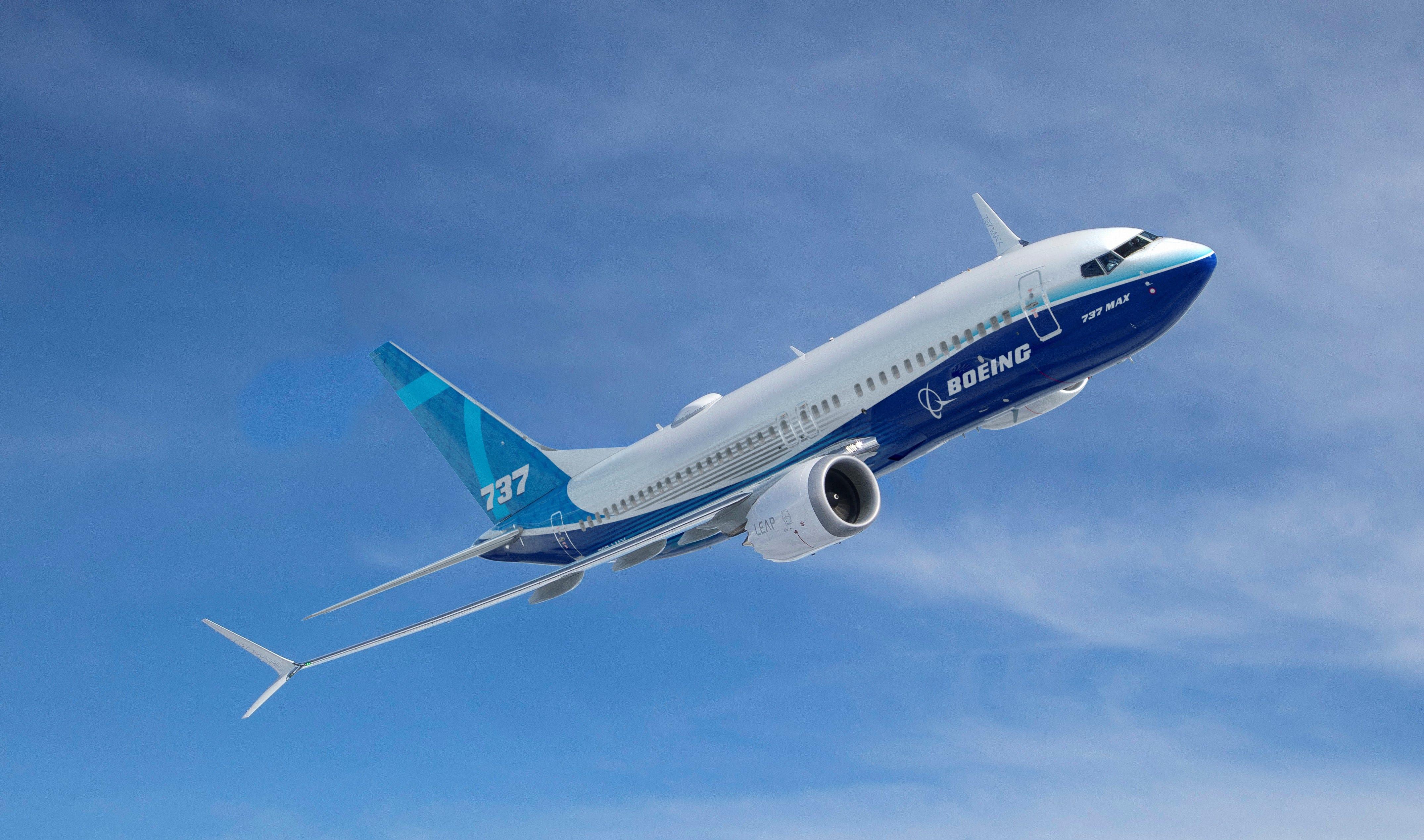 737 Max ile ilgili görsel sonucu