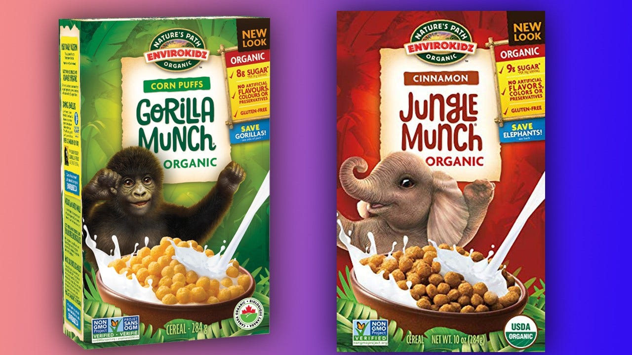 Nature's Path Foods recalling 400000 boxes of gluten-free cereal - Fox Business