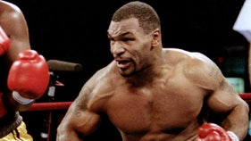 Mike Tyson shows he's still got game in viral video with MMA fighter