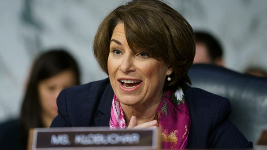 Amy Klobuchar dives into 2020 policy with $1 trillion infrastructure plan