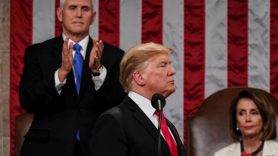 In State of the Union, Trump vows to deliver 'important' infrastructure deal