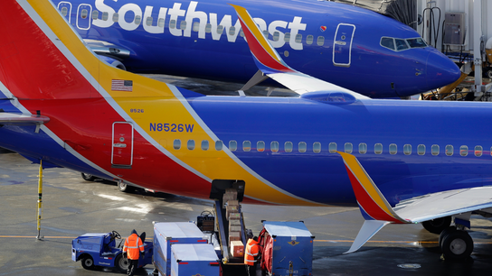 FAA probes Southwest calculations of baggage weight on jets