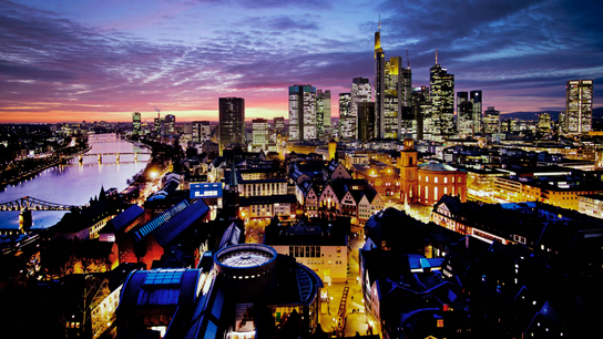 Eurozone recession talk mounts as industry slumps