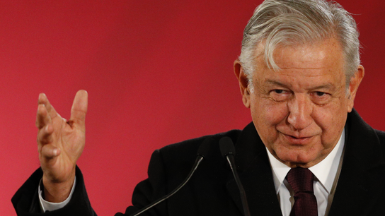 Mexican president announces bailout for cash-strapped Pemex