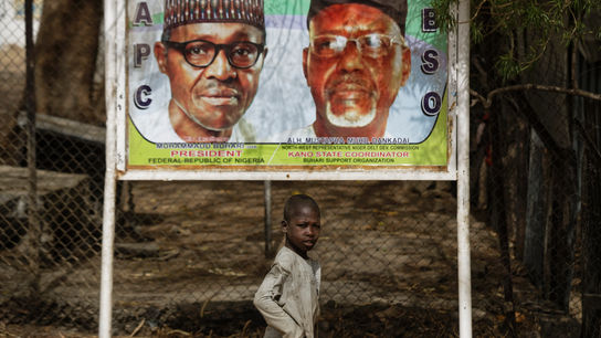 'Everybody suffers too much:' Nigeria heads to the polls