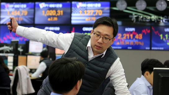 Asian stocks rally on hope of further China-US trade talks