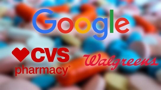 Google, CVS, Walgreens, DEA team up to fight opioid crisis
