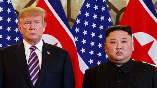 US-N. Korea summit ends abruptly with no deal