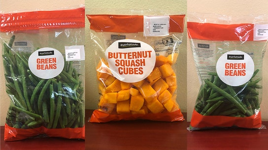 Green beans, butternut squash sold at Walmart recalled over Listeria fears
