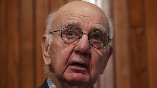 Paul Volcker rips Trump administration over tax reform, China trade dispute