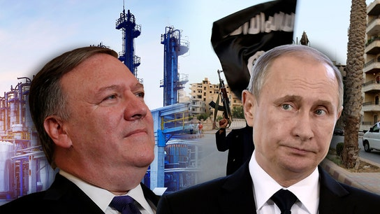 Russia, ISIS oil collaboration will fail, Pompeo says