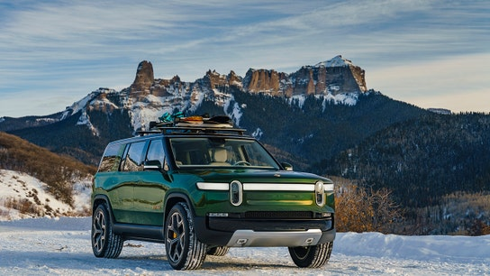 Amazon backs electric truck startup Rivian in $700M funding round