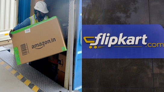 Amazon, Walmart shares hit after India bans thousands of products