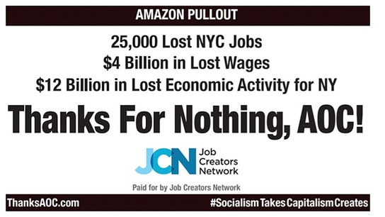 AOC and NYC billboard economics lesson: What she still doesn't get