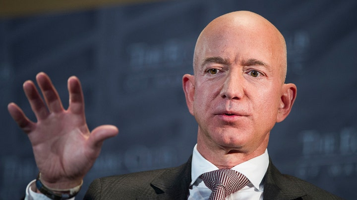 Amazon's Jeff Bezos loses title as world's richest person