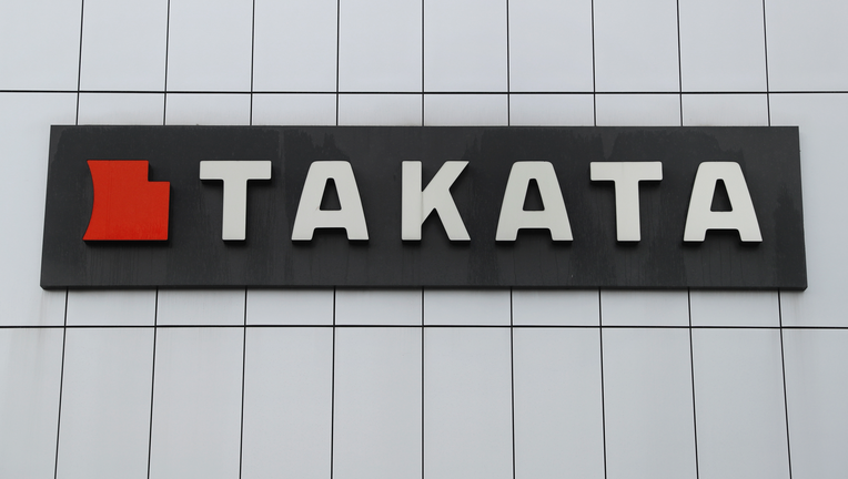 Major recall for more vehicles that have Takata airbags