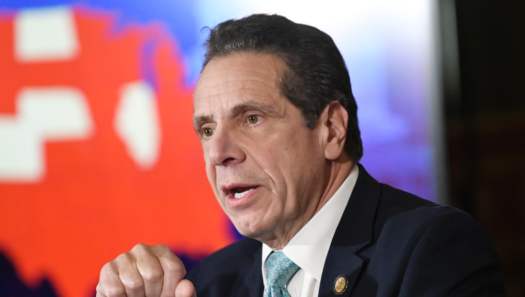 New York Gov. Cuomo to urge Trump to rethink tax changes