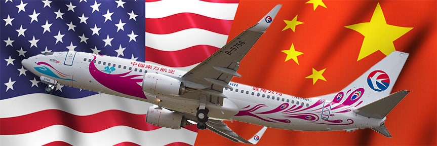 US-China trade talks: How airplanes can be part of the solution