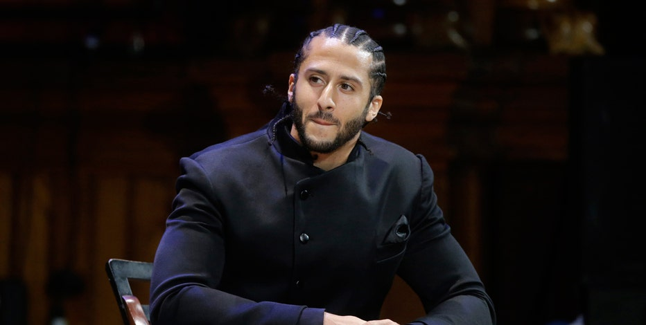 Colin Kaepernick's Nike Ad 'Dream Crazy' Wins Emmy Award For Best Commercial