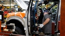 US manufacturing slowdown eases after six months of grim developments