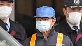 Ghosn snuck onto bullet train in daring escape from Japan