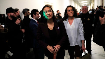 AOC in eye of Twitter storm again with Amazon's move 'back' to NY