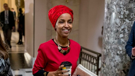 Ilhan Omar pays nearly $150K to alleged lover's firm amid FEC complaint: report