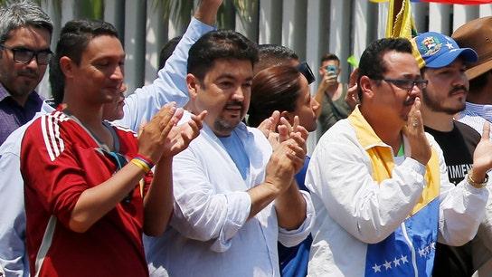 Wife of key Venezuelan freedom fighter: Maduro's thugs framed my husband