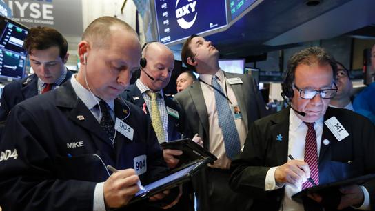 Correction: Financial Markets story