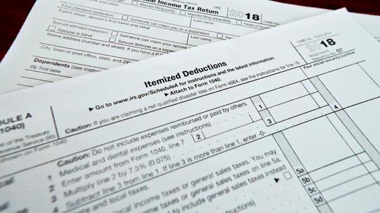 7 tax changes investors should watch for as they file