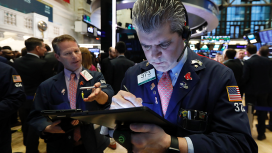 Markets Right Now: Stocks end a wobbly day mostly lower