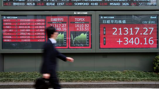 Global stocks rebound after slide on growth worries