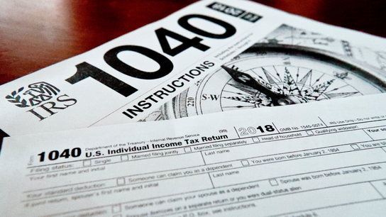 Prepare next year's tax filing now