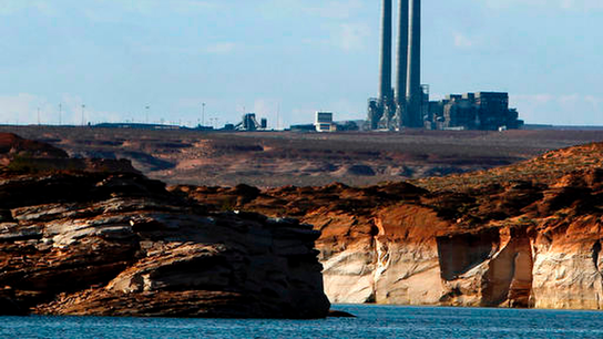 Navajo Nation company ends bid to buy power plant, mine
