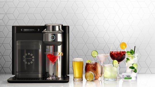 K-Cups for booze? Budweiser owner, Keurig's single-serve cocktail machines officially roll out