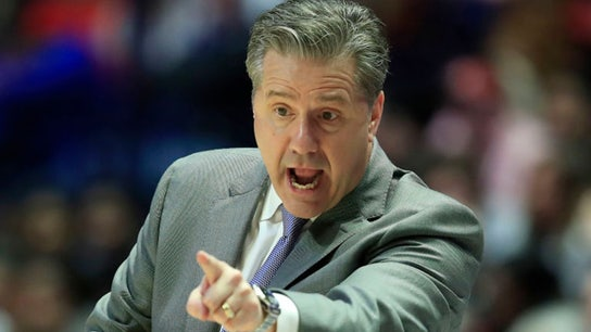 NCAA Tournament's highest-paid coaches include Calipari, Krzyzewski