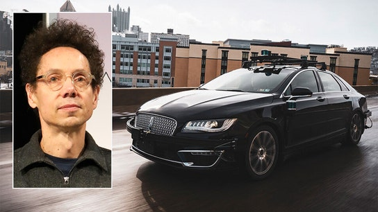 Malcolm Gladwell: Self-driving vehicles could make traffic worse, pose cybersecurity risk