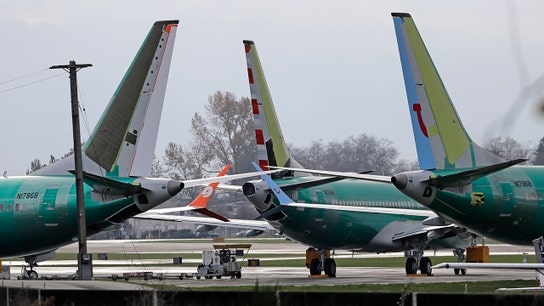 Boeing faces first cancellation of 737 Max jets