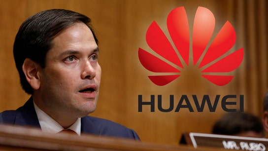 Rubio slams Huawei: They shouldn't be in business in America