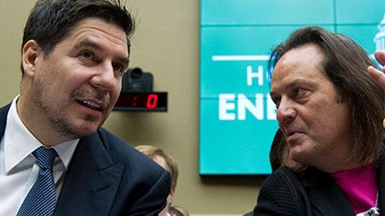 T-Mobile, Sprint CEOs lead negotiations as DOJ nears a decision