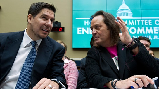 T-Mobile, Sprint chiefs to defend deal on Capitol Hill, again