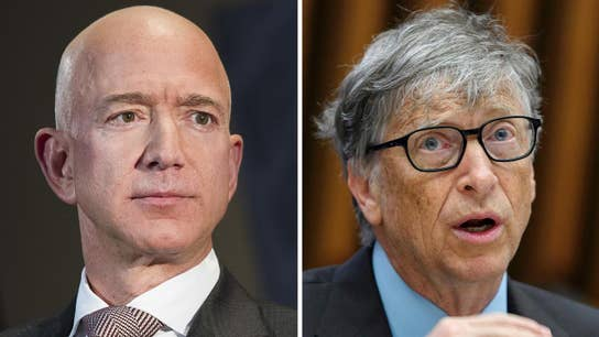 Bill Gates just joined Jeff Bezos in ultra-exclusive $100 billion club