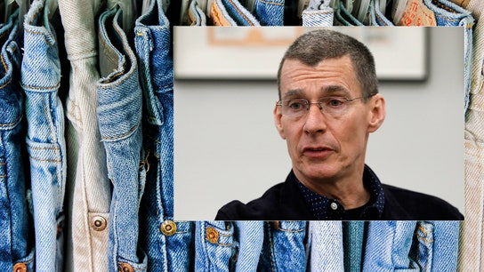 Levi's CEO urges customers not to wash their jeans