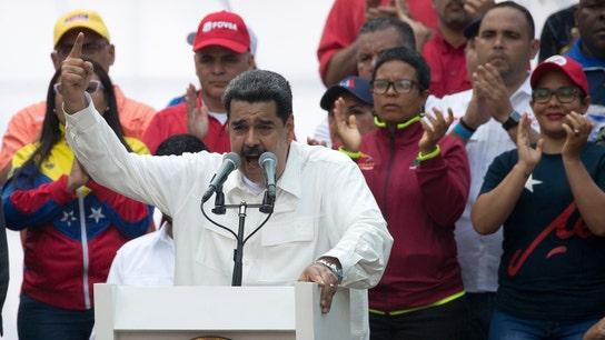 Venezuela's top freedom fighter Armando Armas says Maduro's supporters are escalating