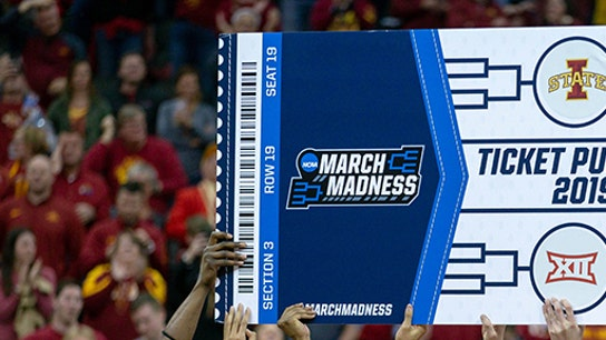 NCAA March Madness gambling total to hit $8.5B