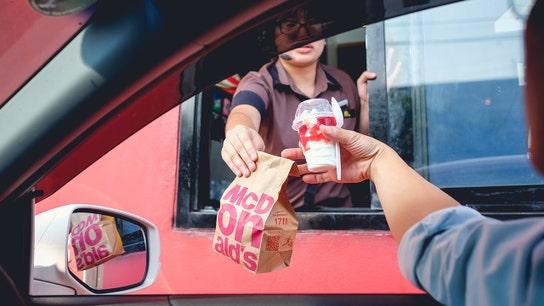 McDonald's buys AI startup to customize its drive-through windows