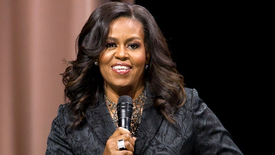 Michelle Obama's 'Becoming' may be best-selling memoir ever