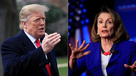 Trump, Nancy Pelosi 'agree' on rebuilding US infrastructure