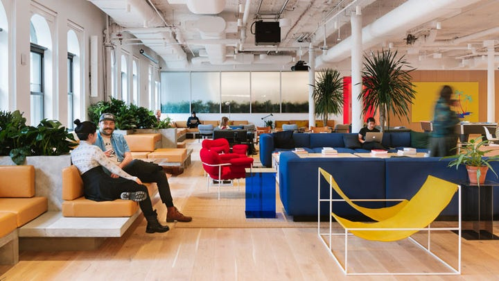 How many jobs WeWork reportedly plans to cut