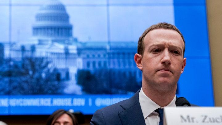 Mark Zuckerberg responds to call for Trump's social media to be shut down